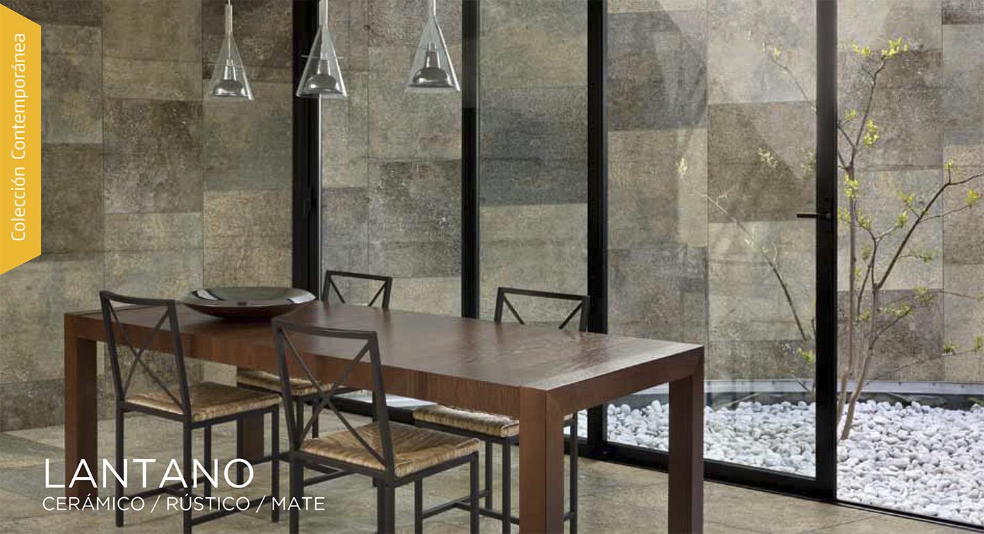 Gapiasa s a de c v azulejo y piso lantano for Azulejos para patios interiores
